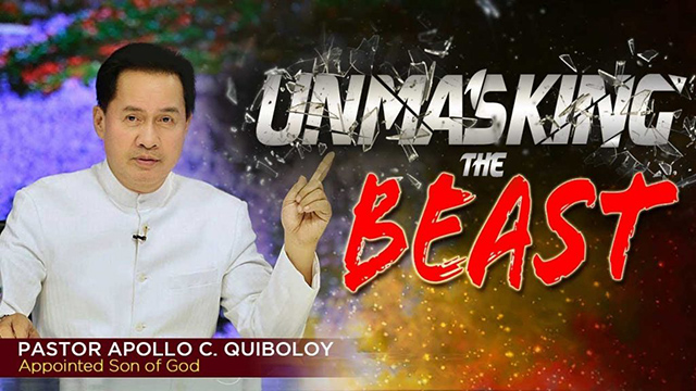 Unmasking the Beast