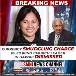 currency smuggling charge