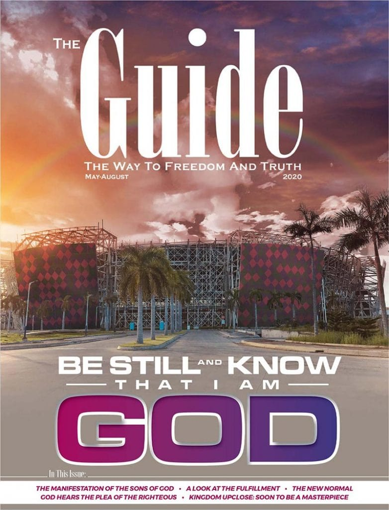 The Guide Magazine May to August 2020