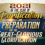 2021 year of purification
