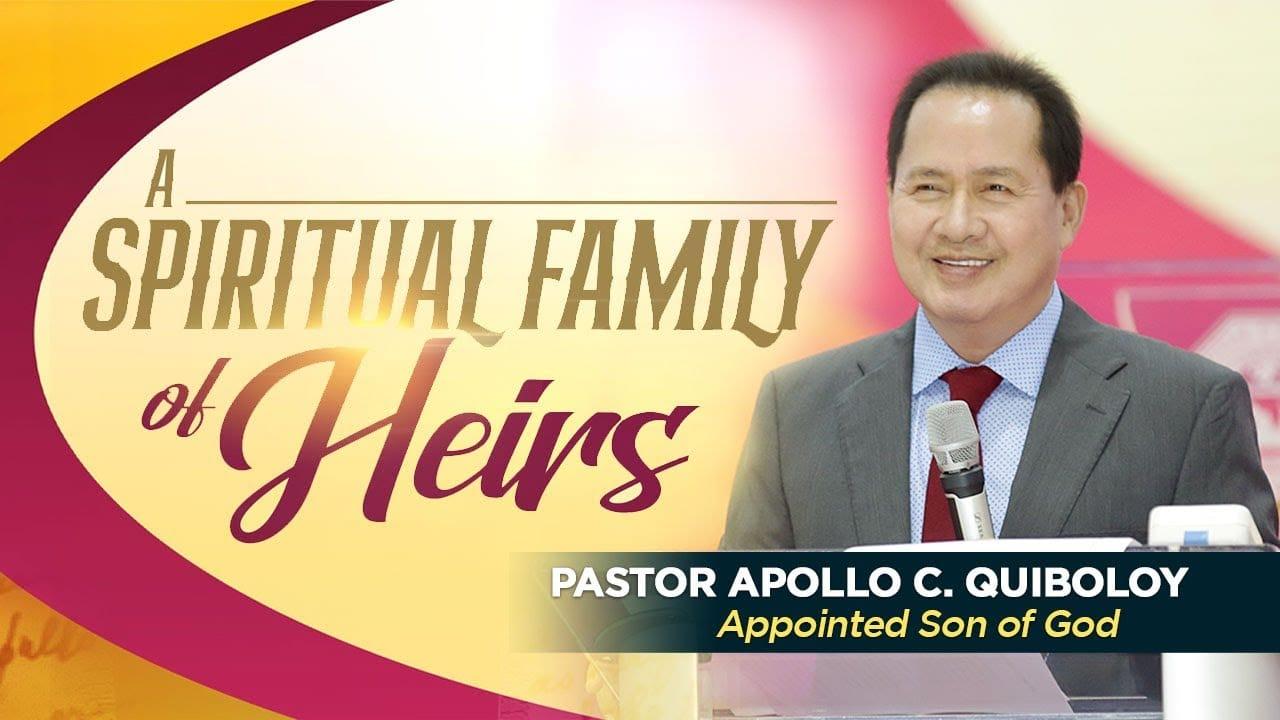 A Spiritual Family of Heirs